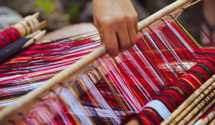 Easter Weaving Room in Baguio City