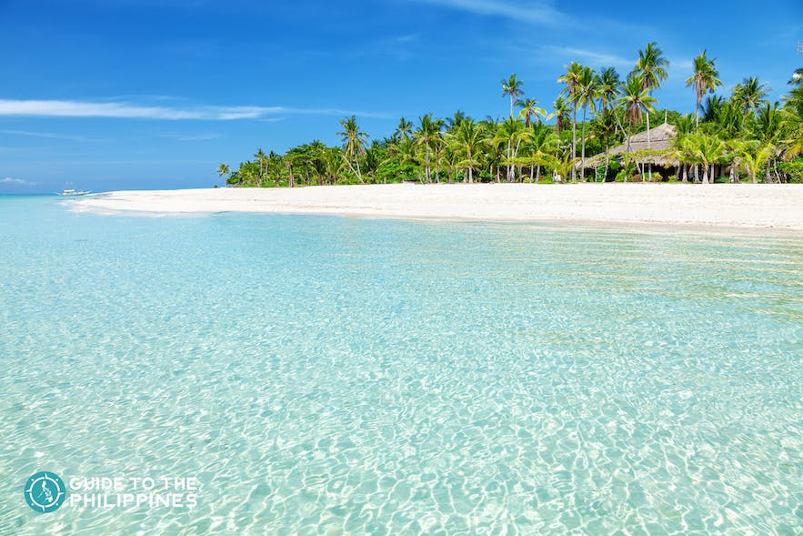 Beach in Bantayan Island, Cebu