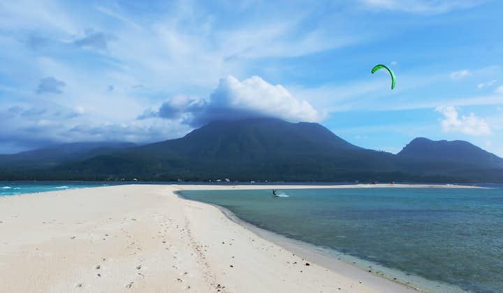 Mambajao White Island in Camiguin