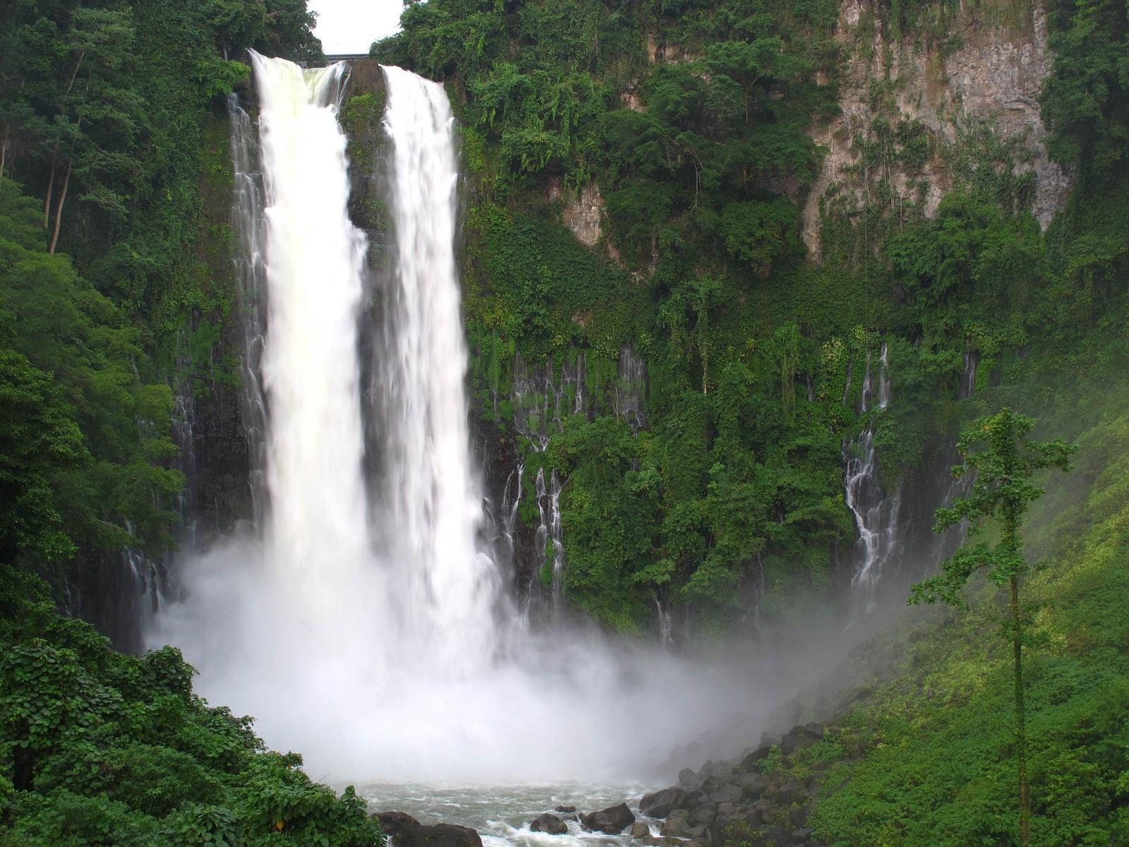 Top Waterfalls in Iligan City