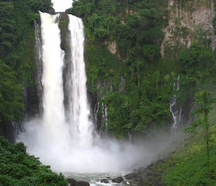 Iligan City Top Waterfalls and Tourist Spots Day Tour