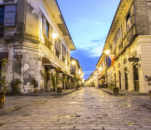 Vigan Heritage Village Day Tour | With Transfers from Laoag