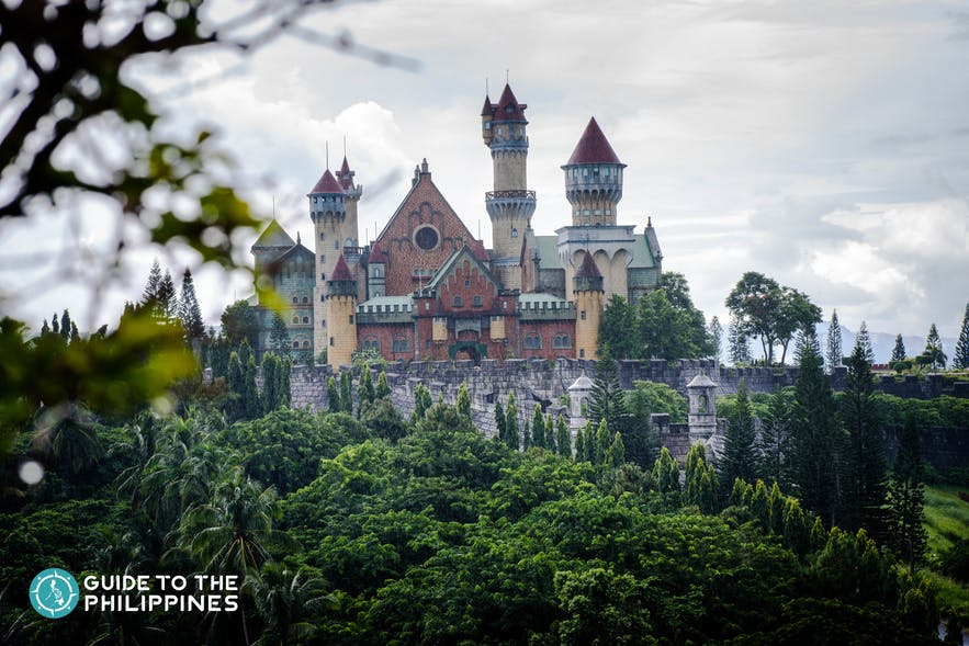 Facade of the Fantasy World in Tagaytay, Philippines