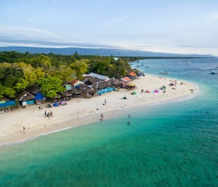 Moalboal Cebu Island-Hopping I Private Day Tour with Transfer