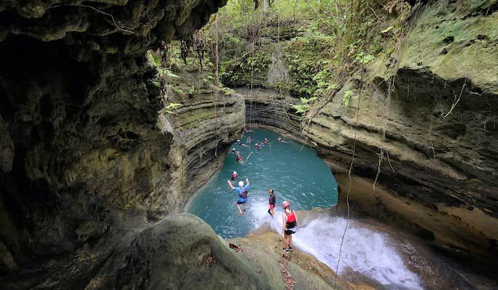 Badian Canyoneering in Cebu
