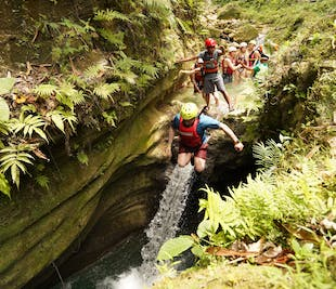 Badian Cebu Canyoneering with Zipline | Private Tour with Lunch