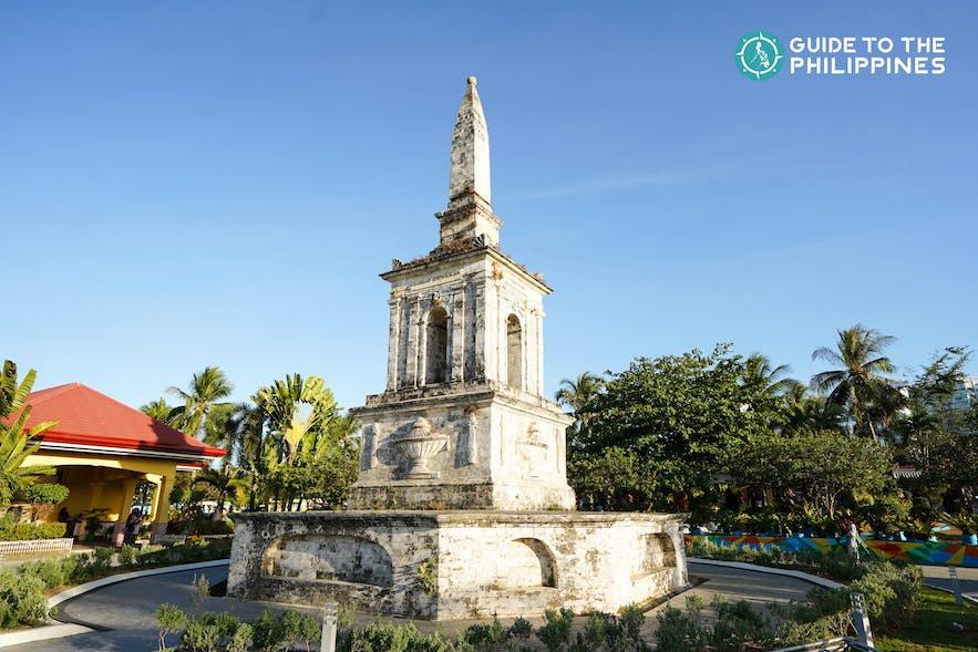 Mactan Shrine is a popular tourist spot in Cebu, Philippines