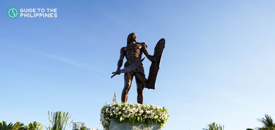 Lapu-Lapu Monument at Mactan, Cebu