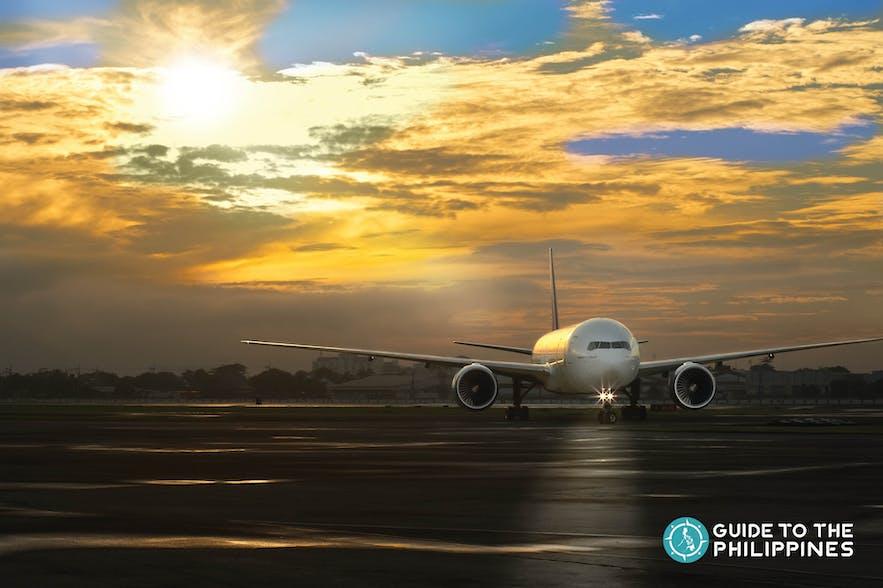 Take a plane to Mactan, Cebu