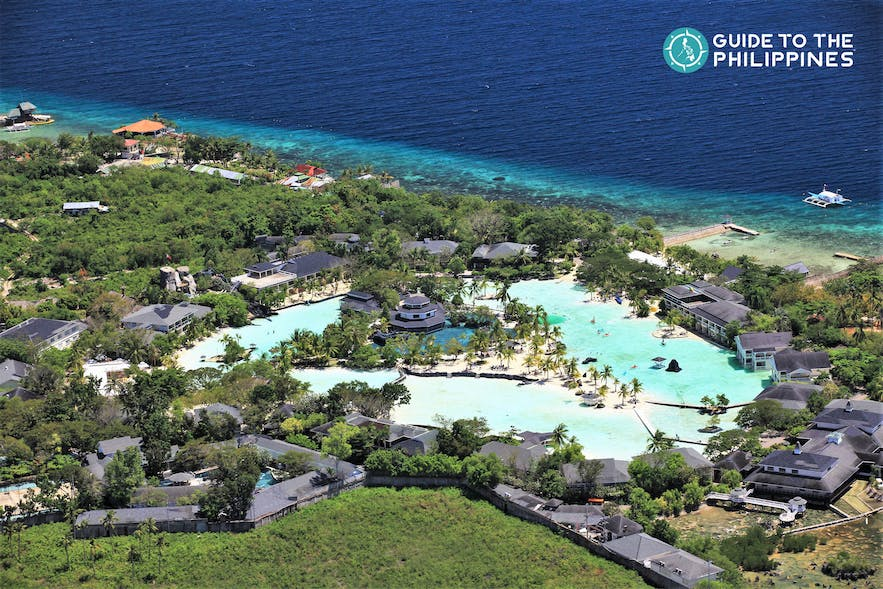 Plantation Bay Resort in Mactan, Cebu