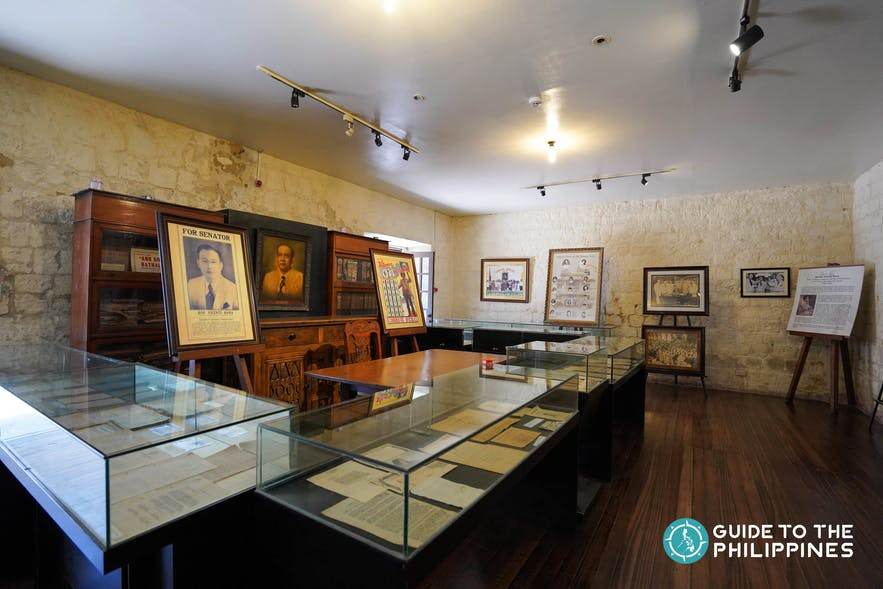 Museo Sugbo in Cebu, Philippines