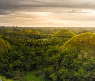 Bohol Countryside Tour with Panglao Highlights Private Day Tour