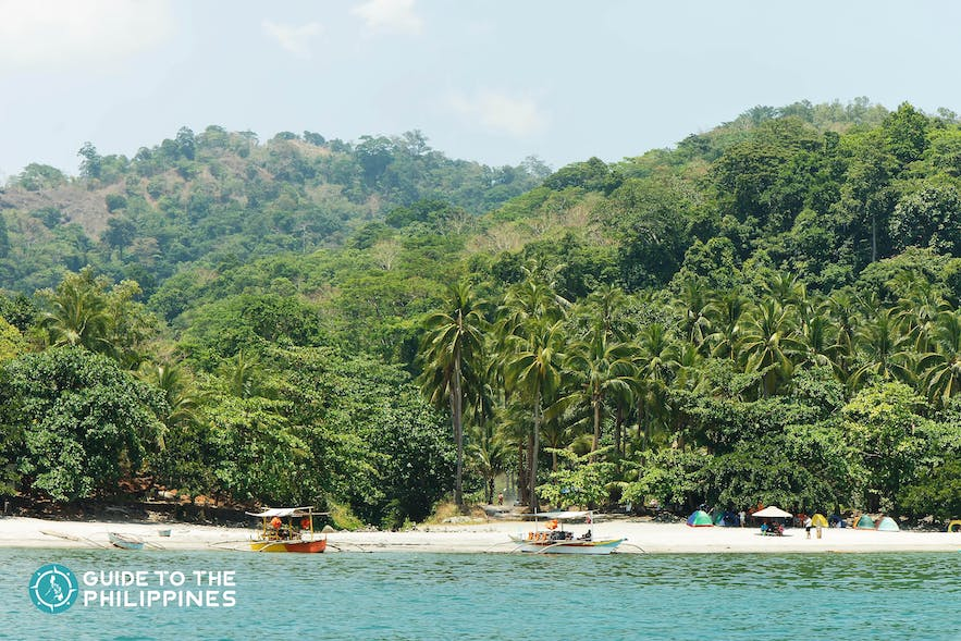 The best time to visit Bataan is during the dry season