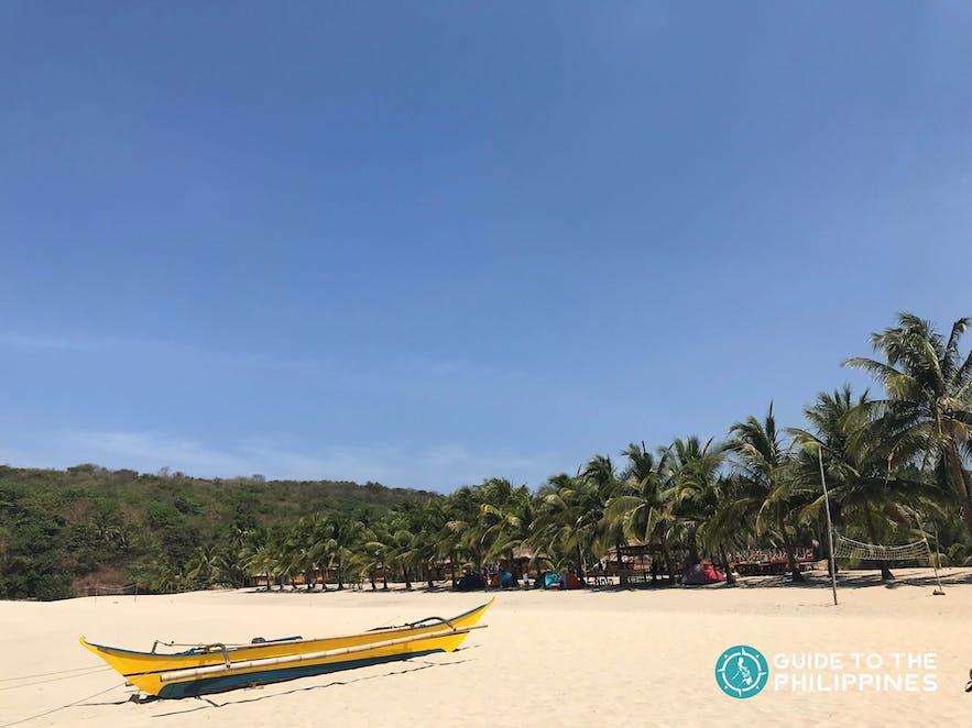 Beach in Mariveles, Bataan