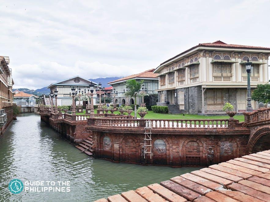 Guest Houses at Las Casas Filipinas de Acuzar in Bataan