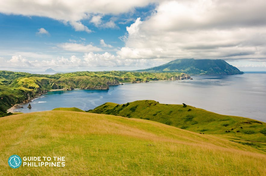 Serene view of Rakuh a Payaman, also known as Marlboro Country in Batanes, Philippines