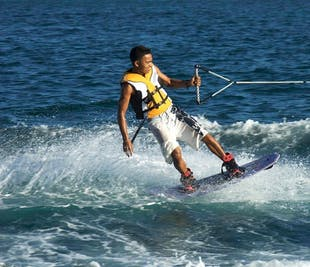 Boracay Wakeboarding Private Day Tour | With Land & Boat Transfers