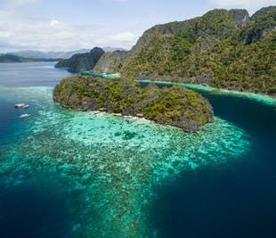 Coron Palawan Full-Day Island Tour | With Picnic Lunch & Boat Transfers