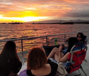 2-Hour Cebu Sunset Cruise with Barbecue Dinner & Free Flowing Drinks