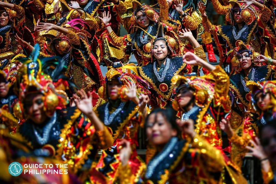 Kadayawan Festival in Davao de Oro, Philippines
