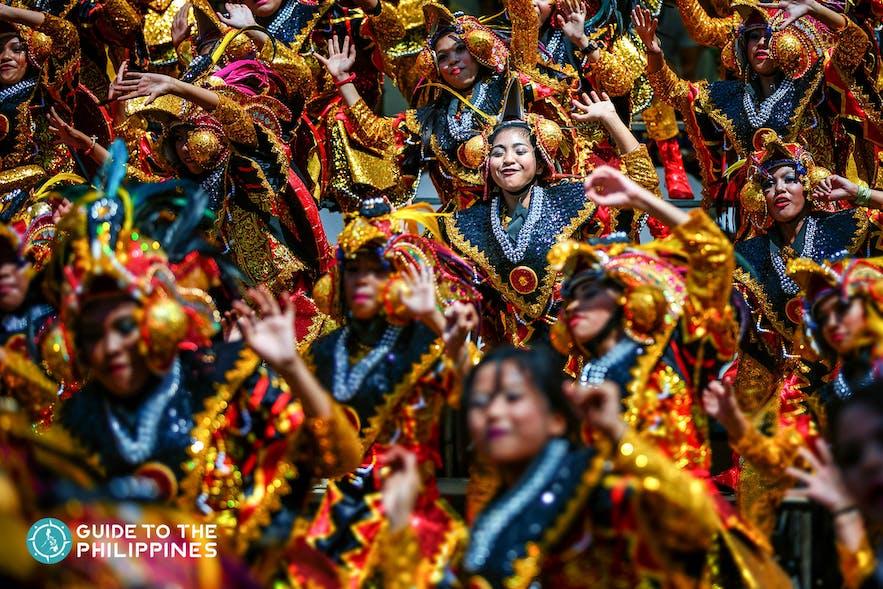Kadayawan Festival in Davao City, Philippines