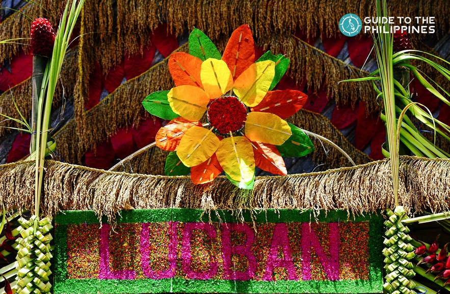 Pahiyas Festival in Lucban of Quezon, Philippines