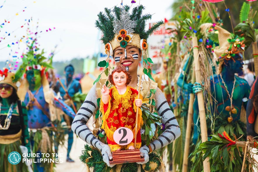 Ati-Atihan Festival in Kalibo, Aklan