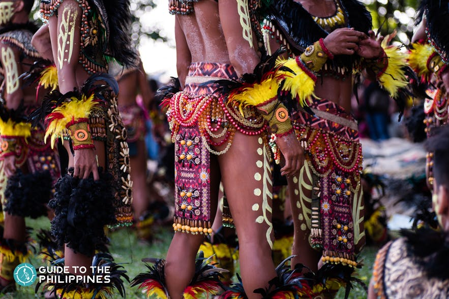 Aliwan Festival in Pasay City, Philippines