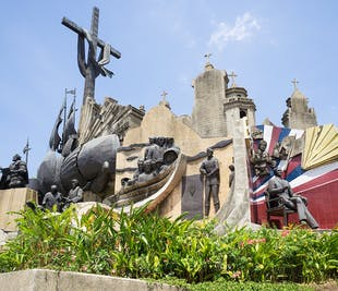 Cebu City Top Tourist Spots Private Guided Day Tour with Lunch