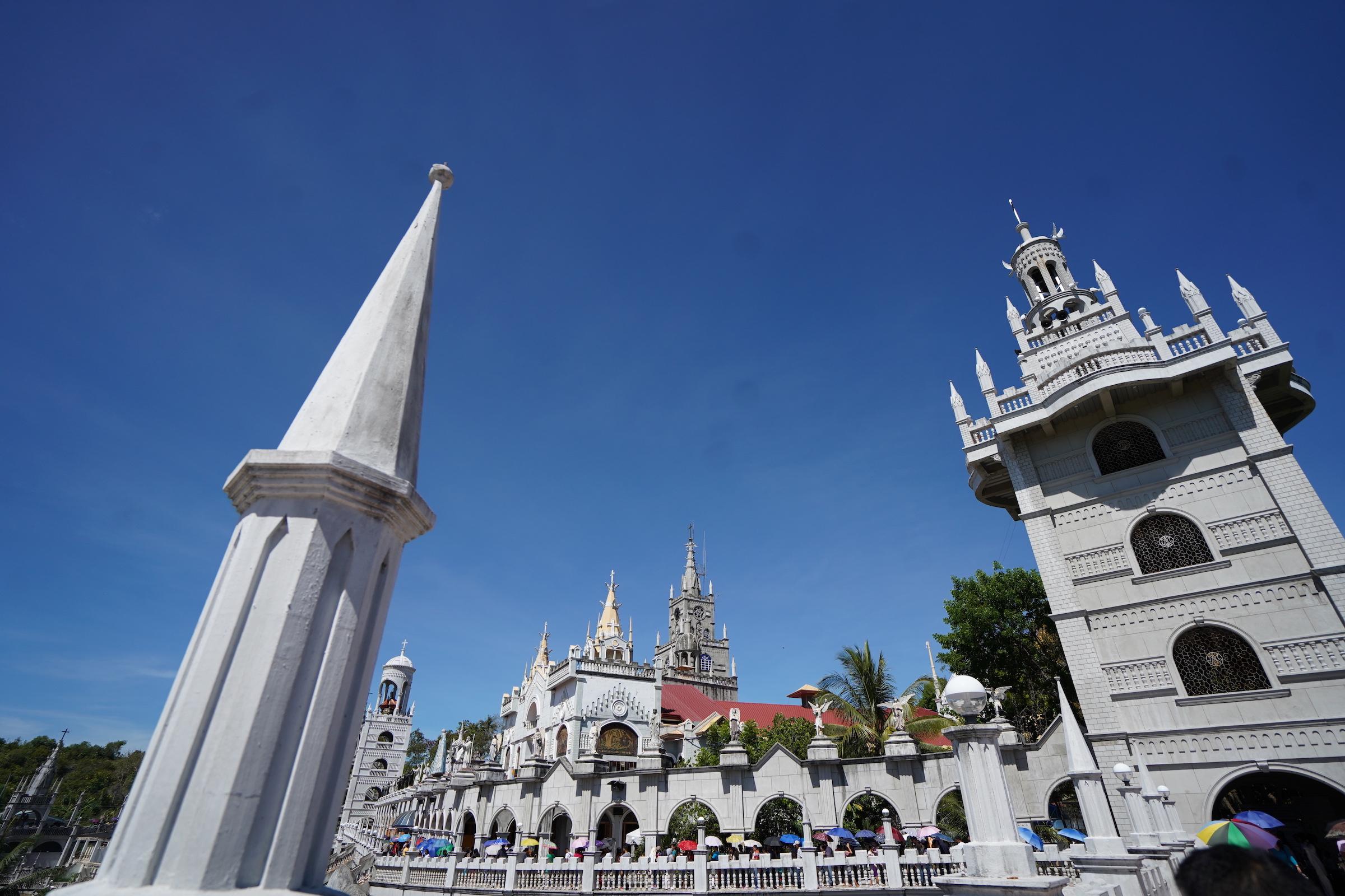 Simala Shrine in Cebu