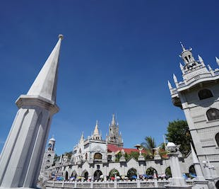 Cebu City Highlights with Simala Shrine Guided Day Tour