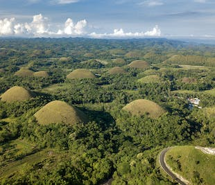 Bohol Countryside Day Tour with Loboc Cruise Lunch & Transfer from Cebu