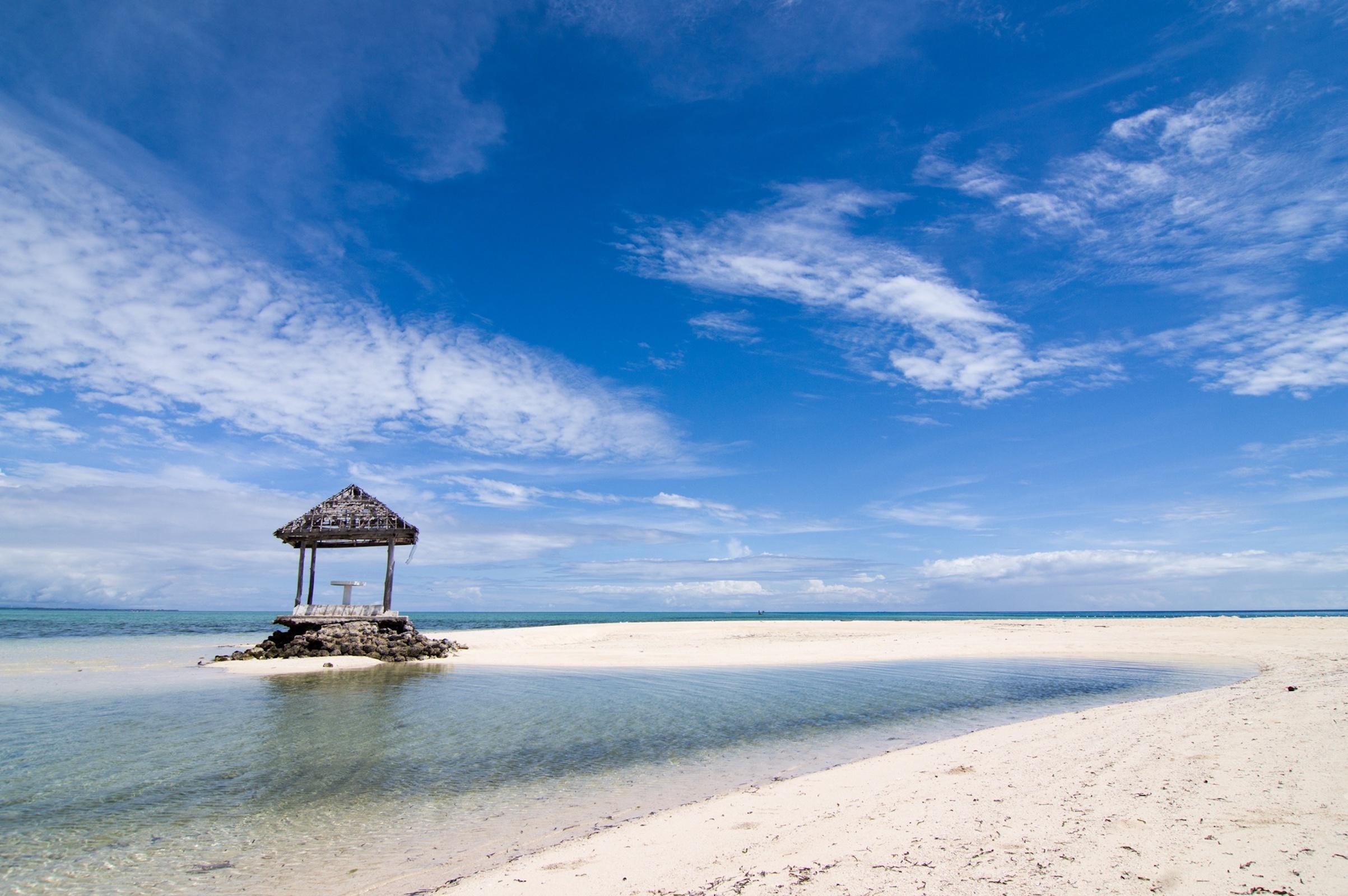 Pandanon Island in Cebu