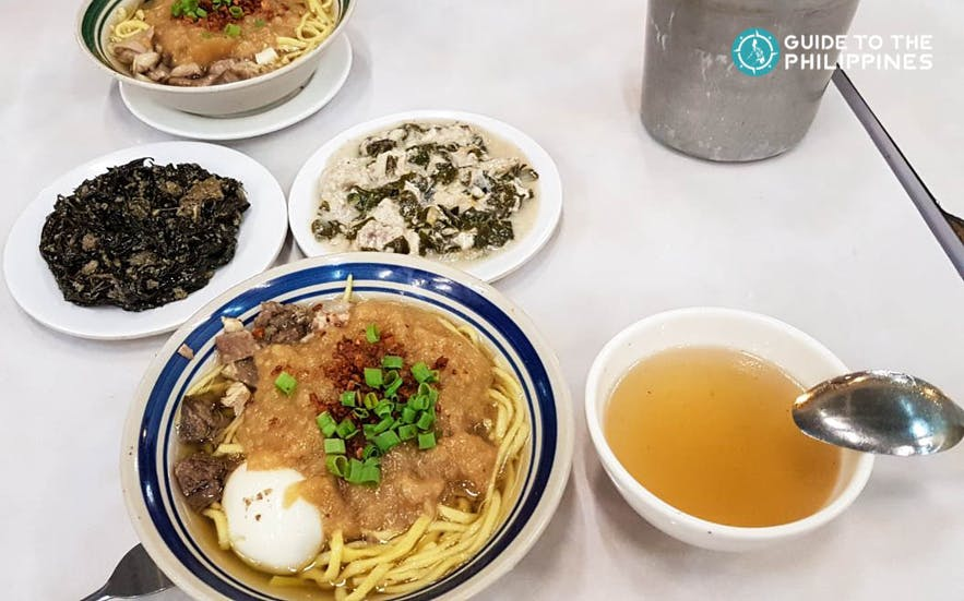Kinalas, laing, and Bicol express in Bicol, Philippines