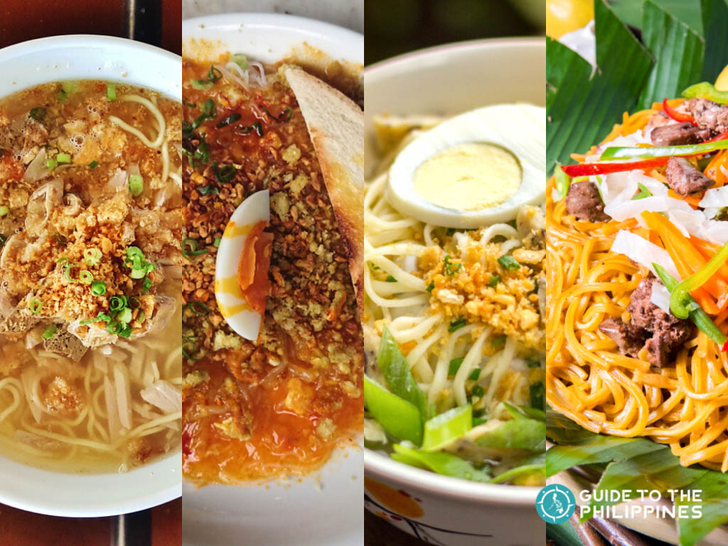 12 Best and Unique Pancit Noodle Dishes in the Philippines
