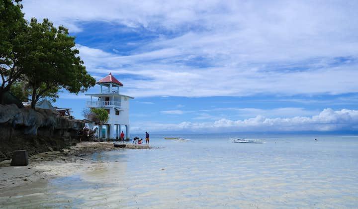 Nalusuan Island in Cebu
