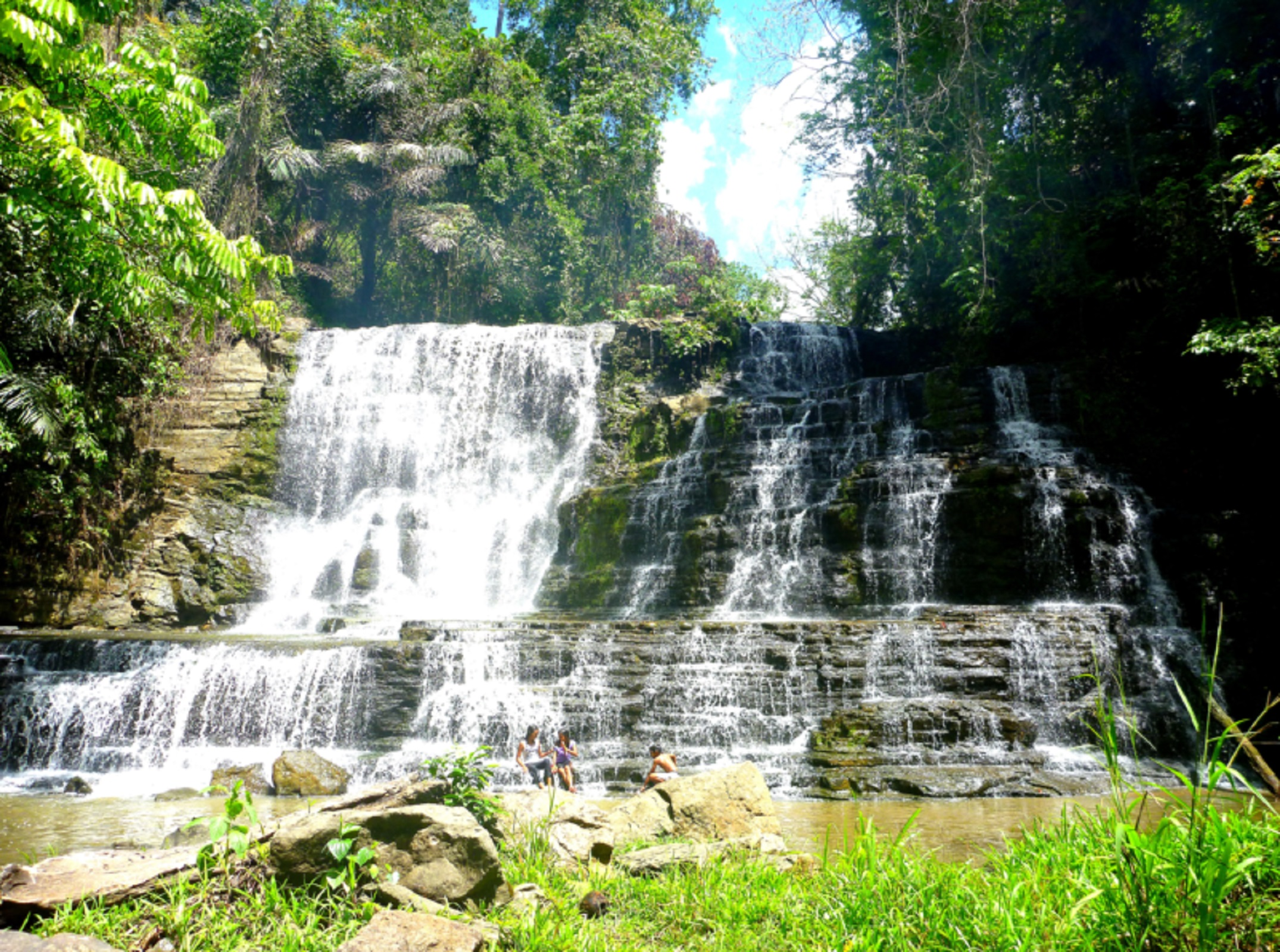 Merloquet Falls Zamboanga Eco Tour | With Lunch and Transfers
