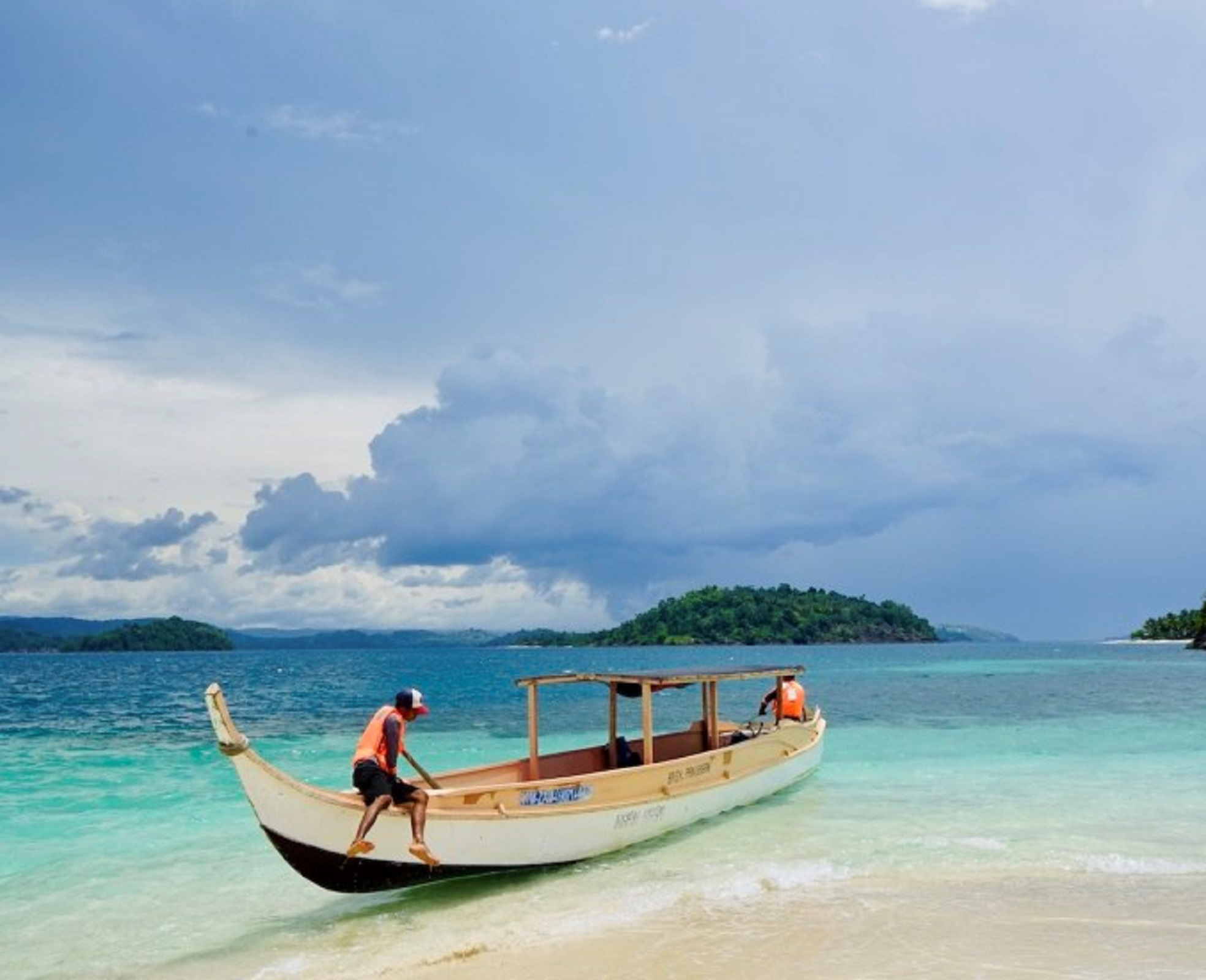 Once Islas Zamboanga City Island Hopping Tour | With Lunch and Transfer