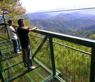 Baguio Tree Top Adventure Trekking & Skywalk