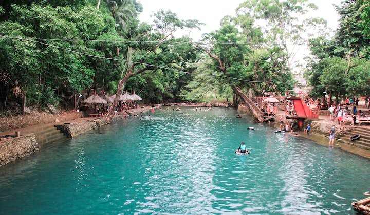 Suhot Cave and Spring Capiz Day Tour | With Lunch and Transfers