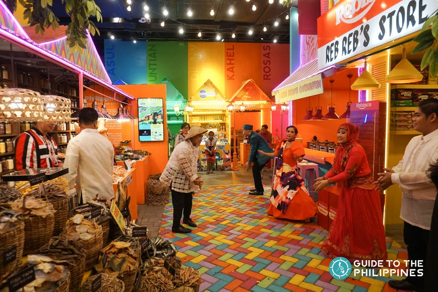 Lakbay Museo at S'Maison in Pasay City, Philippines