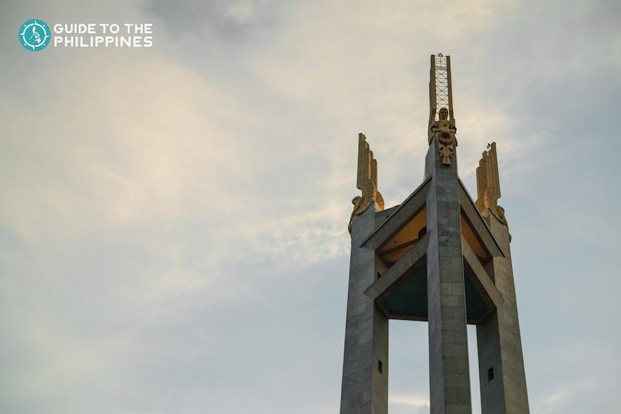 Quezon Memorial Circle in Quezon City, Metro Manila