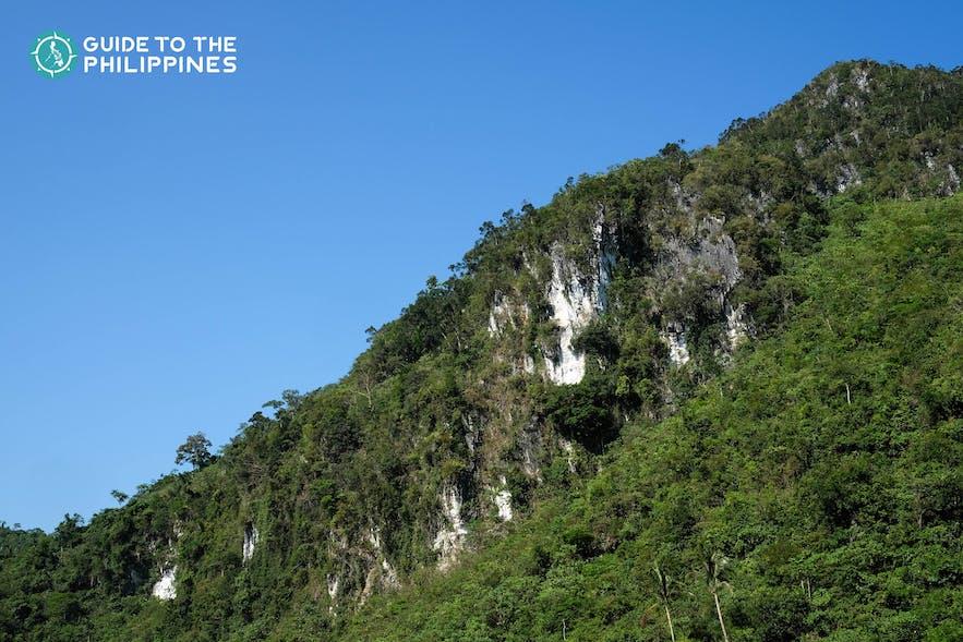 Mt. Daraitan in Tanay, Rizal