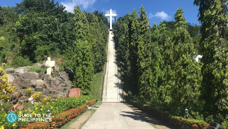 Way to 500 steps of Garin Farm