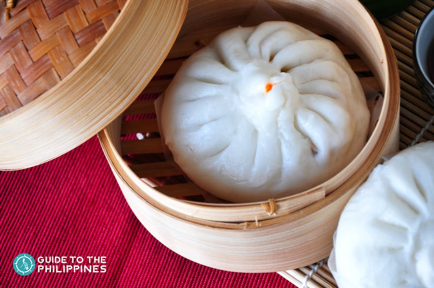 Siopao available in various recipes