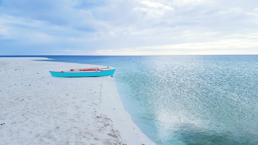 White Island in Camiguin