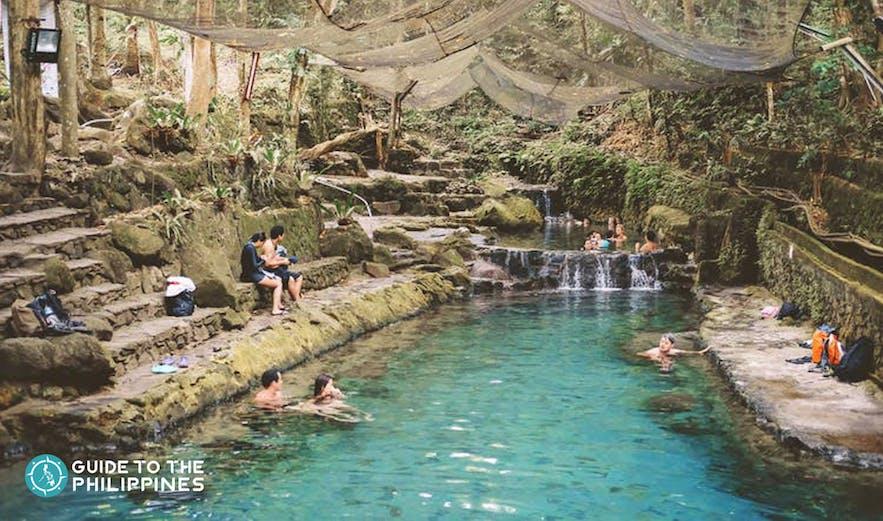 Ardent Hibok-Hibok hot spring