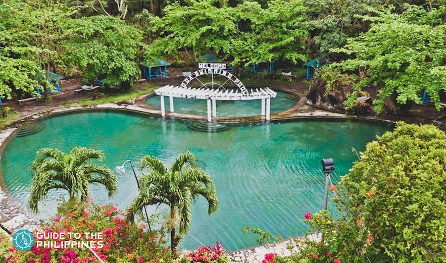 Soda waterpark in Camiguin