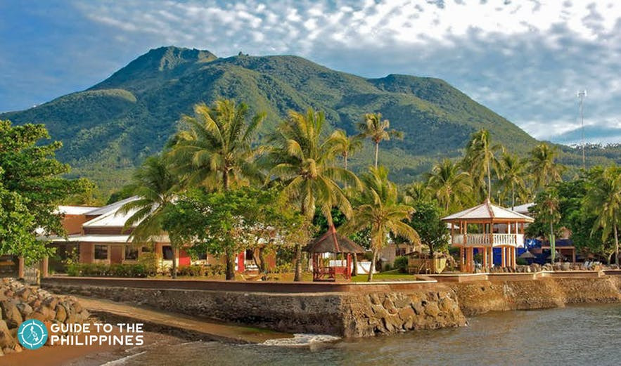 Para Beach Resort in Camiguin