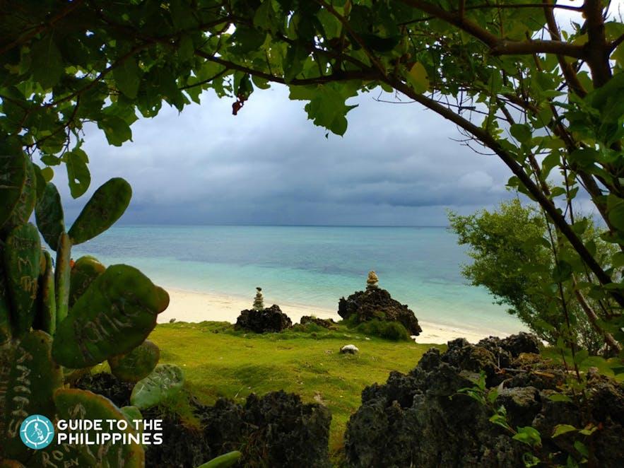 Paradise Beach of Bantayan Island